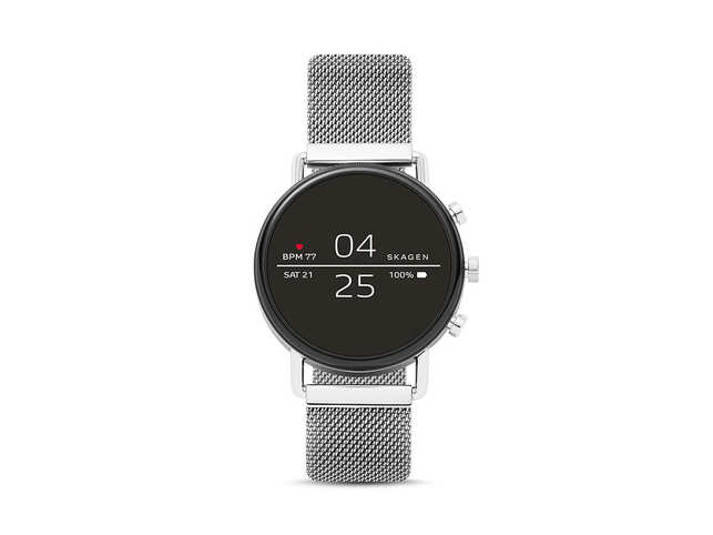 Skagen Falster 2 review: Fitness & heart rate tracking work