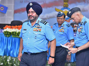 IAF Chief Dhanoa new chairman of chiefs of staff committee