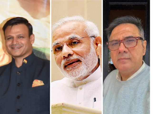 Vivek Oberoi, Boman Irani in Delhi to attend PM Modi's swearing