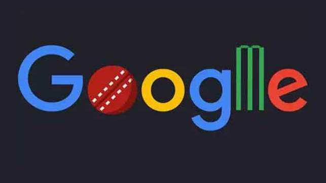 World Cup Google Marks The Beginning Of Icc Cricket World