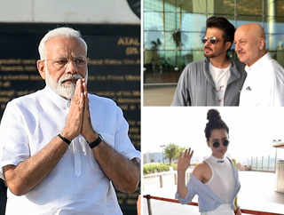 Who's on the guest list? B-town, India Inc, world leaders in Delhi for Modi's swearing-in