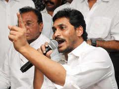 Jaganmohan Reddy assumes charge of secretariat office