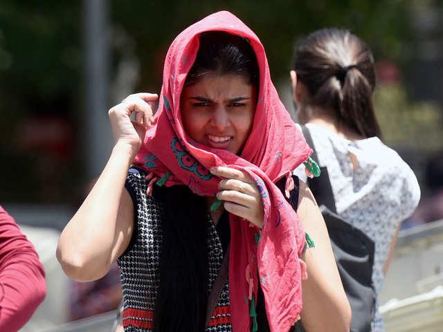 Air strikes from Pakistan not behind heatwave