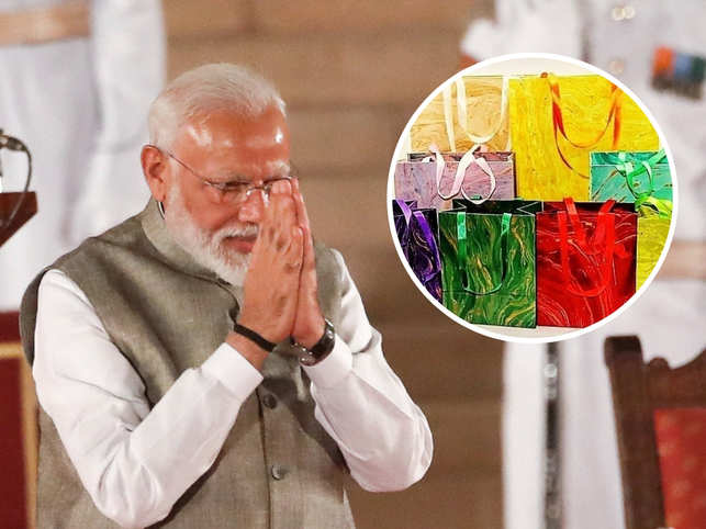 PM Modi is also the biggest brand ambassador of Khadi. 