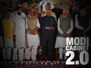 Modi Cabinet 2.0: Shah gets Home, Rajnath Defence, Nirmala first woman Finance Minister
