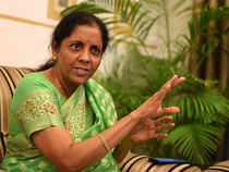 Nirmala Sitharaman, Defence minister