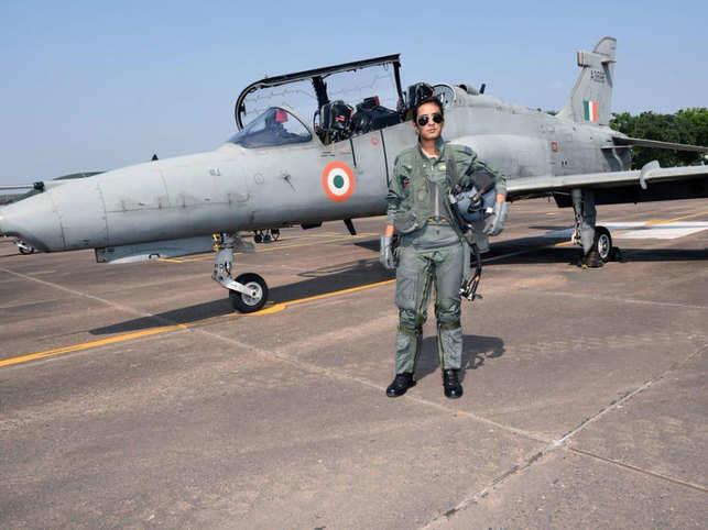 Mohana Singh | First Woman Fighter Pilot: Setting a record