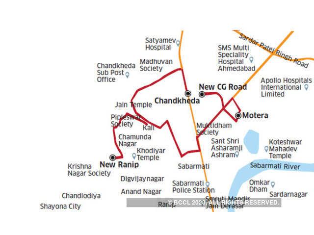 Properties in Ahmedabad | Realty Hot spot series