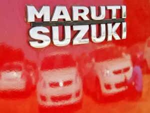 Maruti Suzuki Passenger Vehicle Sales Continue To Slide In May