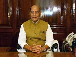 Rajnath Singh takes charge as India's new Defence Minister
