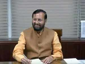 Prakash Javadekar takes charge of Ministry of Environment, Forest & Climate Change