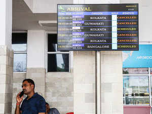 Airport---AFP