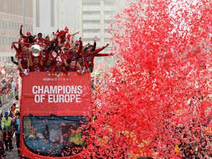 Liverpool---Reuters