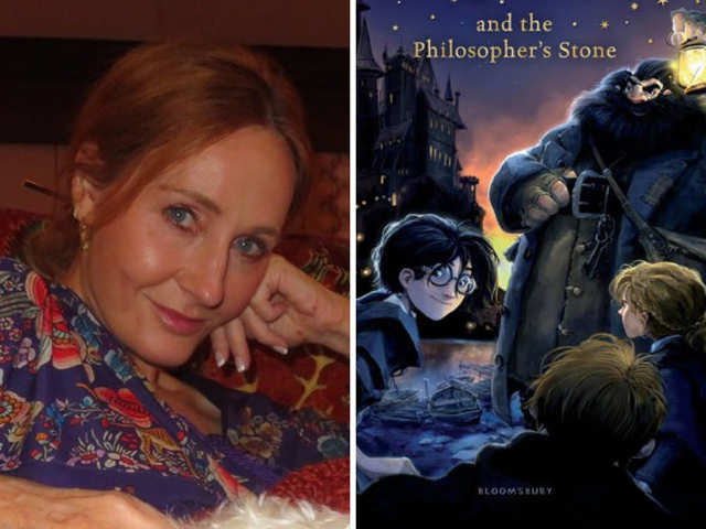 Back to the world of wizardry: JK Rowling working on four new Harry Potter ebooks