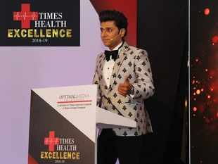 The event was hosted by celebrity anchor Sachin Kumbhare.