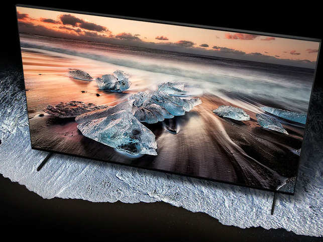 QLED: Samsung unveils QLED 8K TVs in India starting at Rs 11