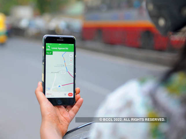 Google Maps will allow users to view bus travel times based on live traffic.