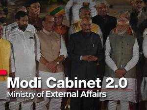 Modi Cabinet 2.0: Jaishankar's test to balance ties with US, China