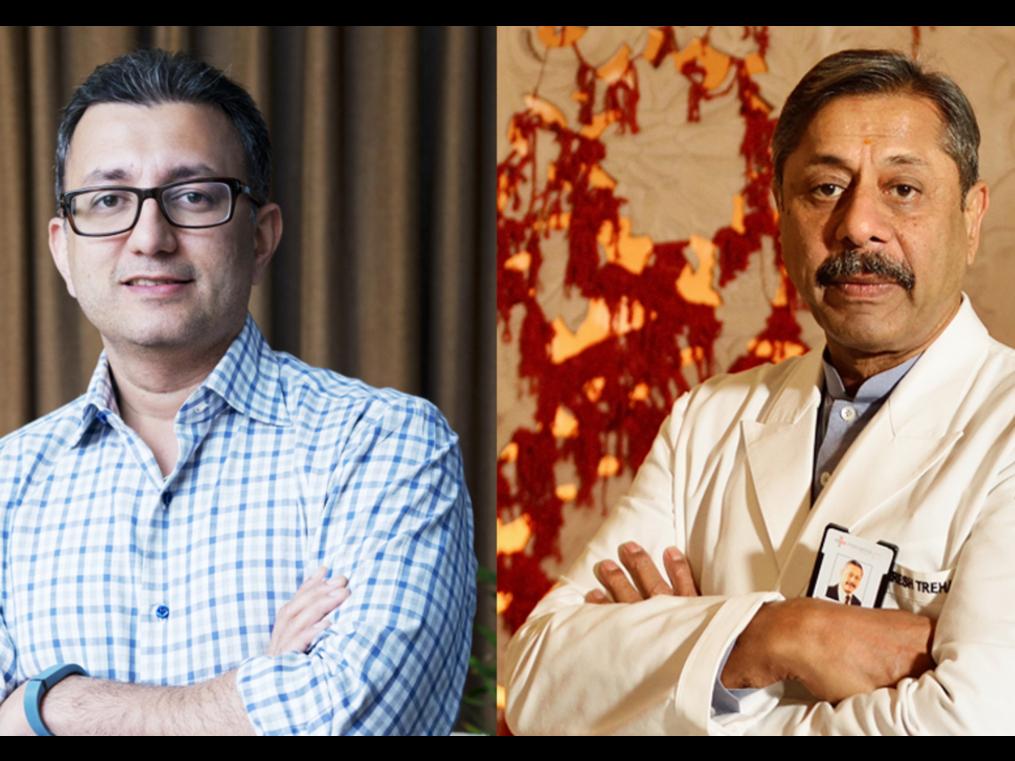 Ab Dilli door nahi: Ranjan Pai is paying a hefty price for Medanta to break his northern jinx