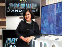 The Rs 1000 cr club: How Devita Saraf's Vu Technologies has seen exemplary growth