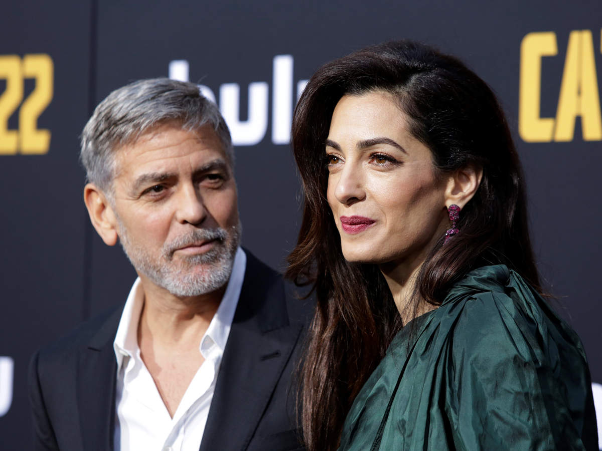 amal clooney: Latest News & Videos, Photos about amal