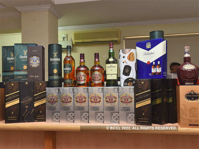 Good news for tipplers! Seized liquor to satiate you at far