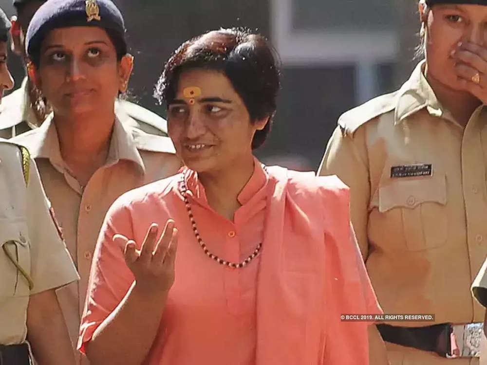 Pragya Thakur appears before special NIA court