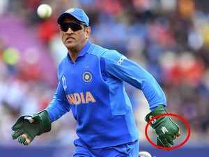 BCCI backs MS Dhoni on insignia, writes to ICC for approval
