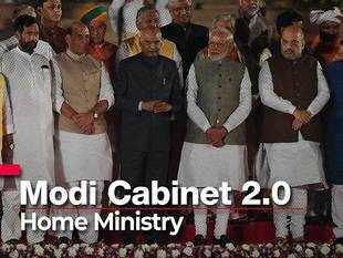 Modi Cabinet 2.0: J&K, Amarnath Yatra and NRC focus areas for Amit Shah