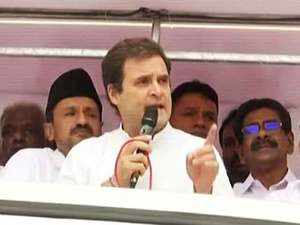 Rahul Gandhi in Wayanad: PM Modi uses poison of hatred to divide country