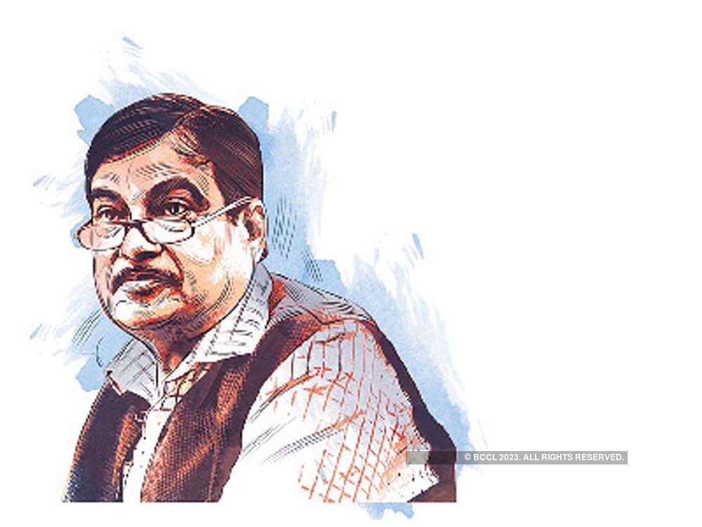 Gadkari has big plans to push India's infrastructure