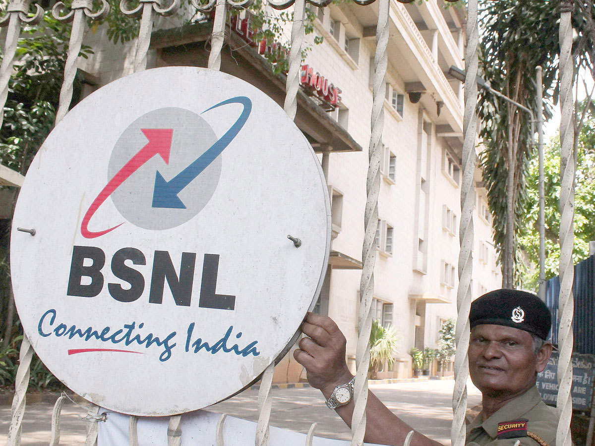 Cut down on contract labour: BSNL to circles - The Economic