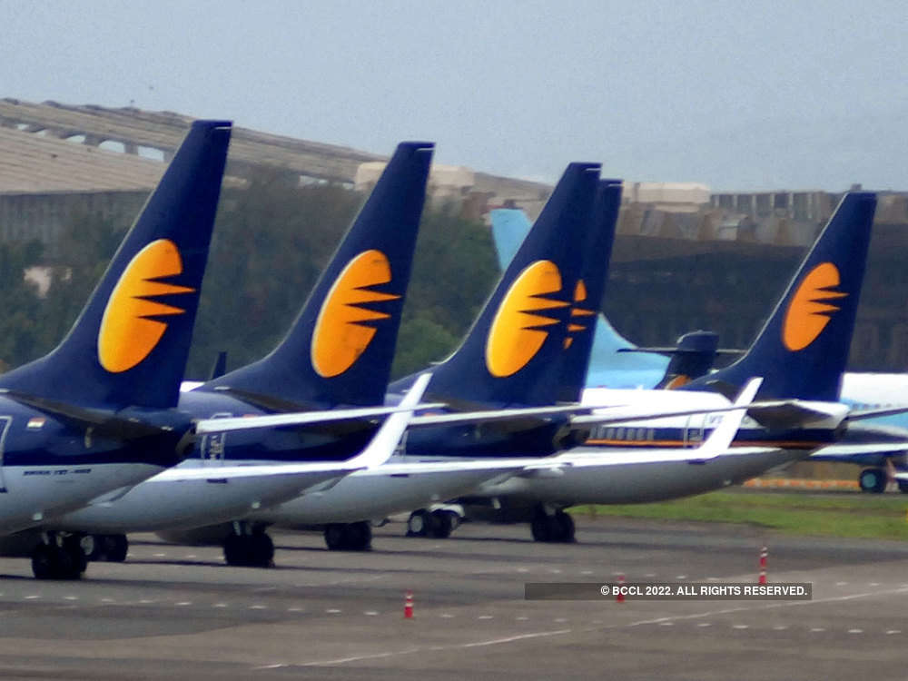 Two Jet suppliers seek to land airline in bankruptcy court
