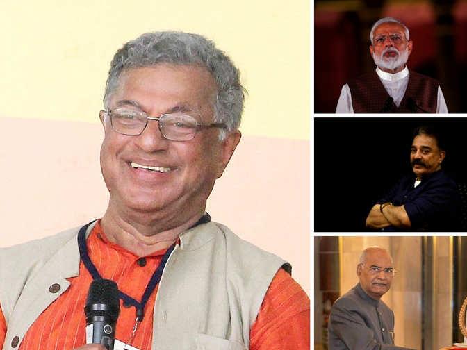 Girish Karnad death: Noted playwright-actor Girish Karnad passes