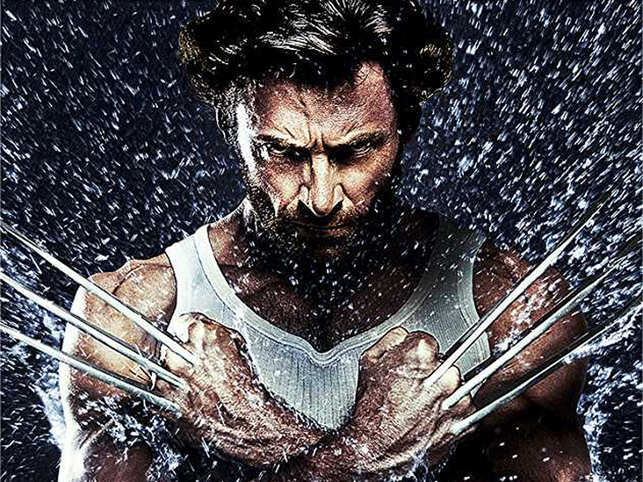 """Hugh Jackman holds a Guinness World Record for """"longest career as a live-action Marvel superhero"""" for his role as Wolverine. """