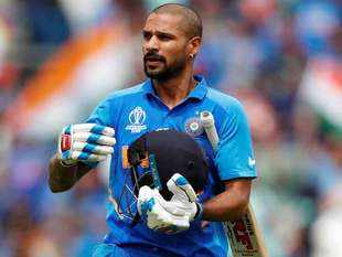 Shikhar Dhawan ruled out of ICC WC 2019 with fractured thumb