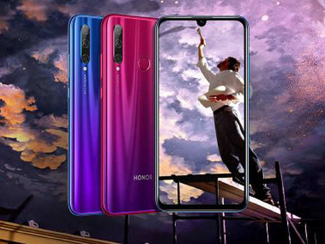 The Honor 20 Series comes with graphene cooling sheet technology