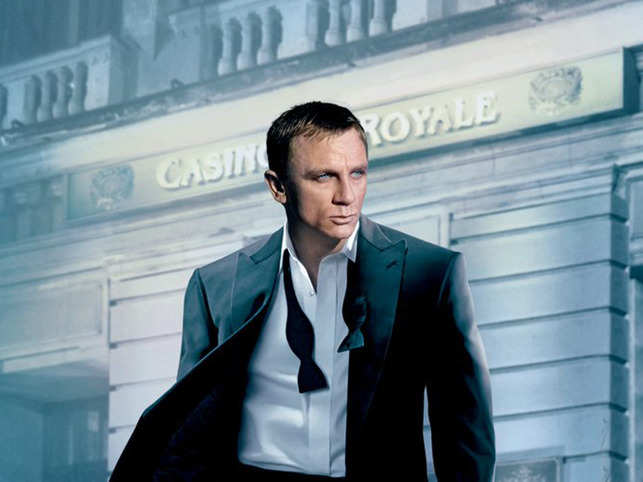 Daniel Craig was also injured twice while filming 2008's 'Quantum of Solace'.