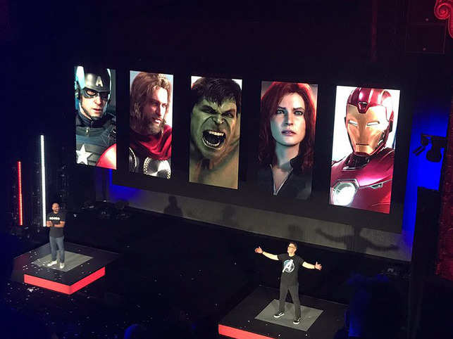 'Marvel's Avengers' gives you the luxury of customising your heroes.