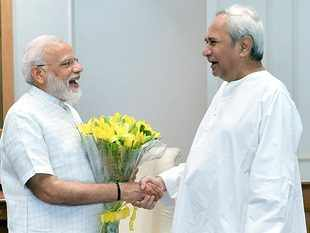 Odisha CM Naveen Patnaik meets PM Modi over Cyclone Fani's damage
