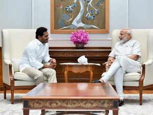 Jagan and Modi
