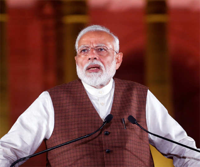 Modi counts down to Yoga Day with animated 'Vakrasana' video