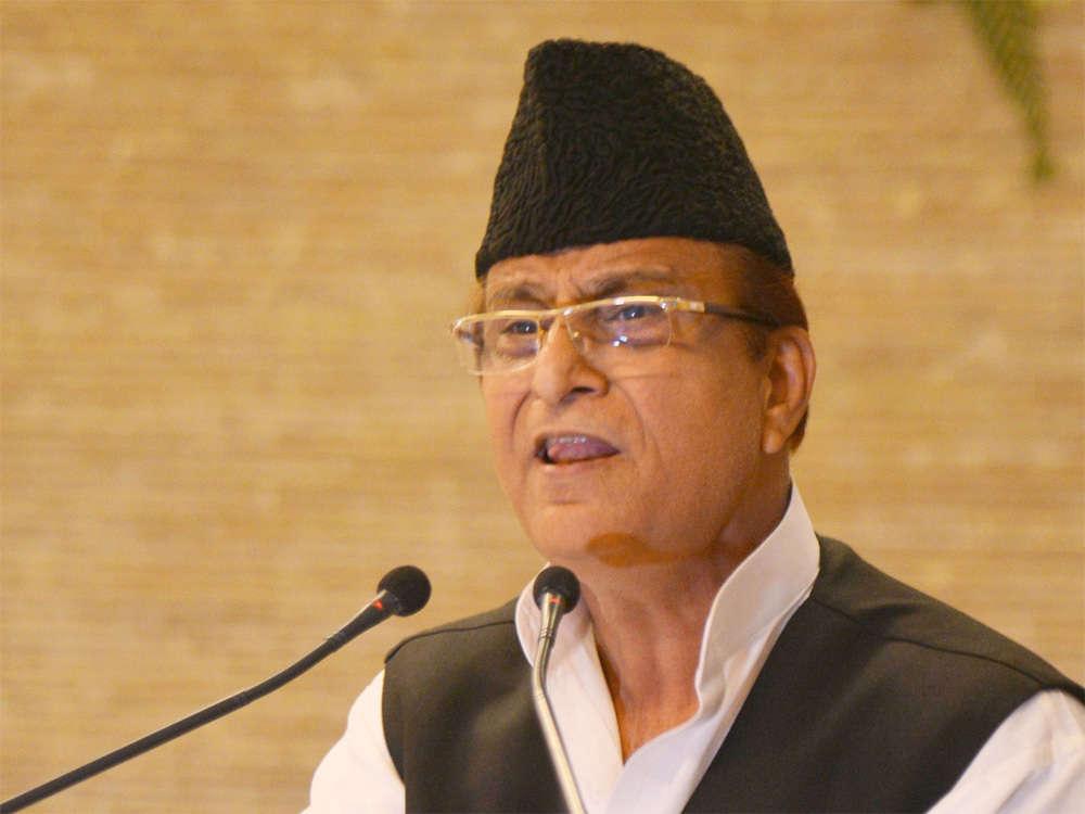 Madrasas don't breed nature like Godse, Pragya Thakur: Azam Khan