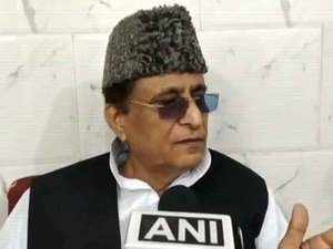 Madrasas don't breed nature like Nathuram Godse, Pragya Thakur: Azam Khan