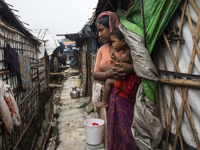 State of the Rohingyas