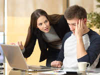 Do you stay mum during team meetings? Blame your 'aggressive' boss