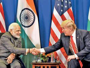 Modi-Trump-pti