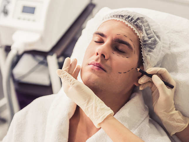 With more than 200,000 surgical procedures performed on men in 2018, rhinoplasty was the most popular with more than 52,000 procedures.