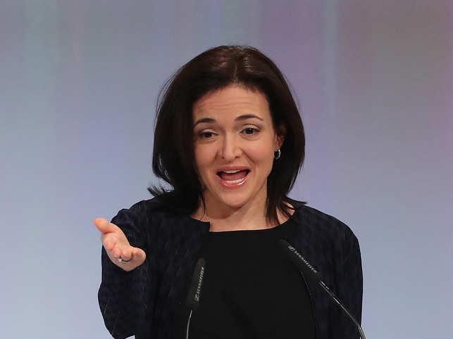 Sheryl Sandberg said that Facebook has changed how it runs the company. 