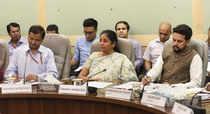 New Delhi: Union Finance Minister Nirmala Sitharaman
